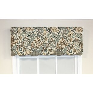 Baytown Petticoat 50 Curtain Valance By Andover Mills