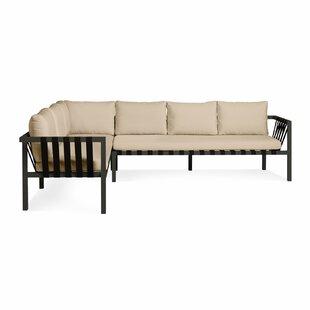 Blu Dot Jibe Outdoor XL Sectional Sofa
