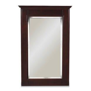 Price Check Conley Rectangle Wall Mirror ByRed Barrel Studio