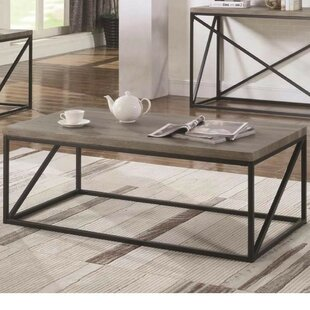 Almazan Industrial Minimal Coffee Table