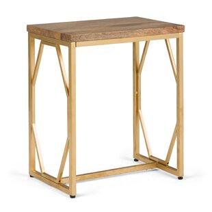 Selma Side Table By Simpli Home