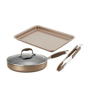 4-Piece Non-Stick Cookware Set
