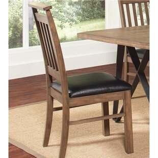Sullivan Street Solid Wood Dining Chair (Set of 2)