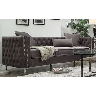 Buy clear Holden Sofa by Mercer41 Reviews (2019) & Buyer's Guide
