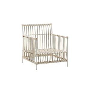 Bayou Breeze Hollis Patio Chair with Sunb..
