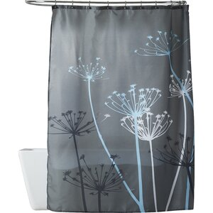 Vivian Thistle Shower Curtain