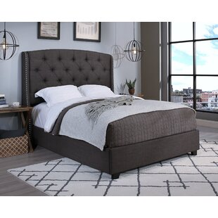 Great choice Chenery Upholstered Platform Bed by Darby Home Co Reviews (2019) & Buyer's Guide