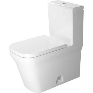 Duravit P3 Comforts Elongated Two-Piece T..