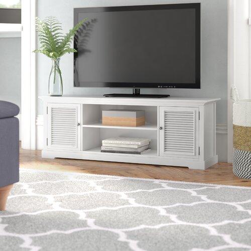 TV-Lowboard | Wohnzimmer > TV-HiFi-Möbel > TV-Lowboards | Weiß | Home Etc