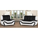 Montenegro 2 Piece Living Room Set by Orren Ellis
