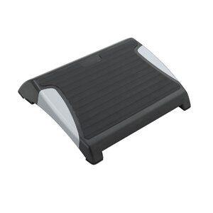 RestEase Adjustable Footrest in Black
