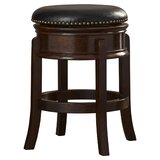 Kingsford Bar & Counter Swivel Stool by Charlton Home®