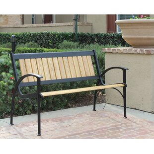 Super Layla Aluminium Garden Bench Machost Co Dining Chair Design Ideas Machostcouk