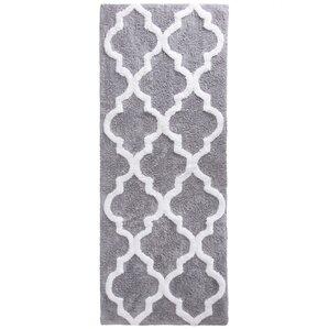 Bath Rugs Mats Joss Main - Black and white polka dot bathroom rugs for bathroom decorating ideas