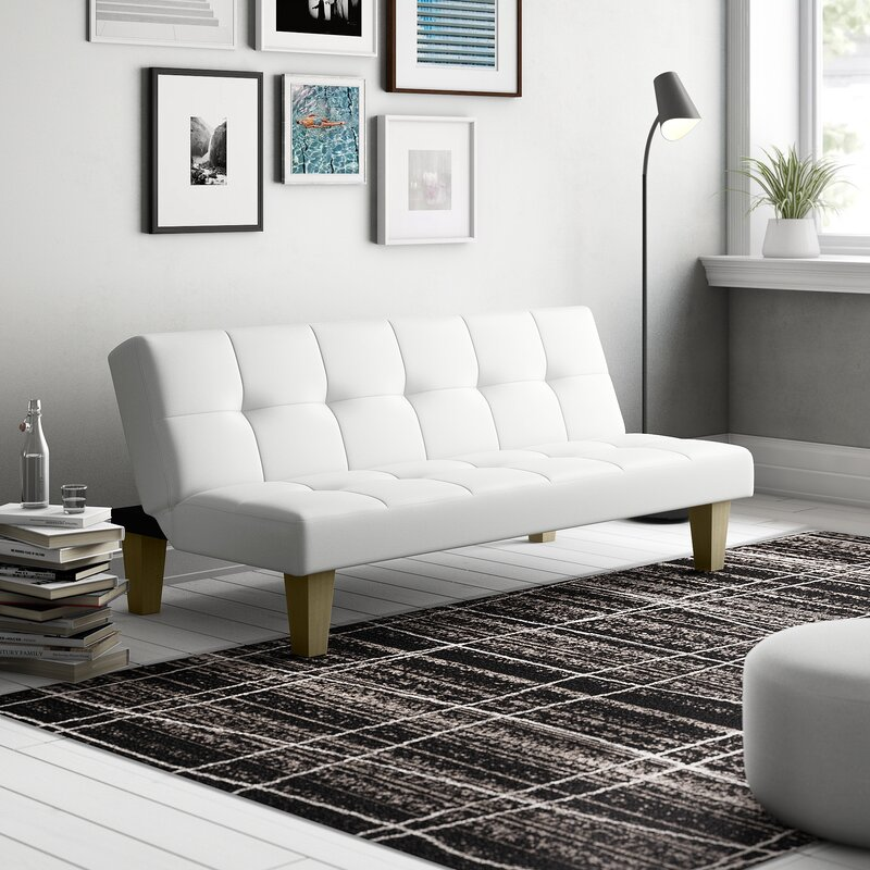 Zipcode Design Roberto Convertible Sofa