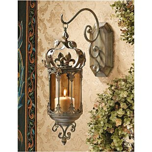 Reviews Crown Royale Metal Lantern (Set of 2) By Design Toscano