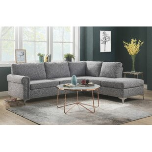 Elvin Sectional by Orren Ellis Discount