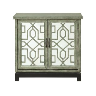 Gulbranson 2 Door Accent Cabinet by Bungalow Rose