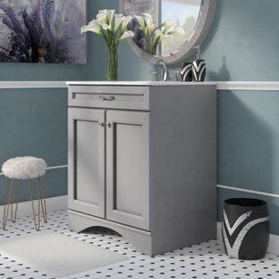 Bargain Jonina 30 Bathroom Vanity Set ByWilla Arlo Interiors