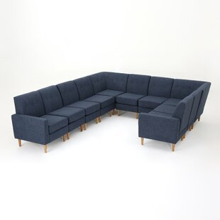 Snowden U-Shaped Modular Sectional