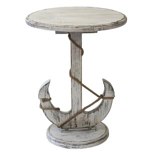 Lamartine Harbor End Table by Breakwater Bay