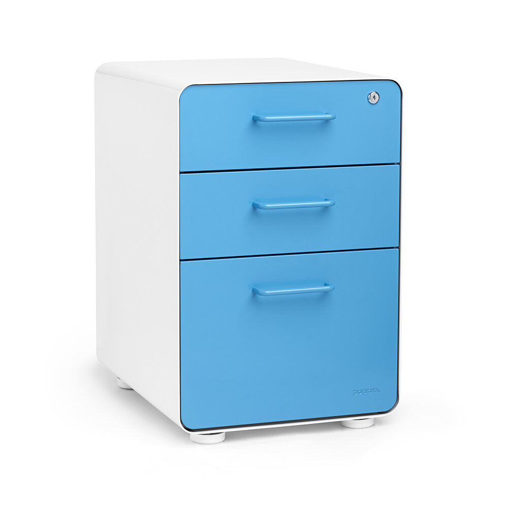 34 Drawer File Cabinet