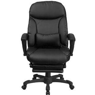 Symple Stuff Yeomans Reclining Swivel Office High-Back Executive Chair