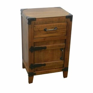 Burns Stylish 1 Drawer Accent ..