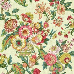 shabby chic floral wallpaper wayfair rh wayfair com pink shabby chic floral wallpaper Shabby Chic Rose Pink Wallpaper