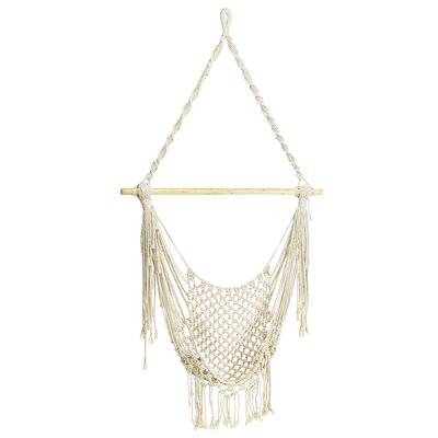 Wansley Hanging Chair Hammock by Bungalow Rose Wonderful