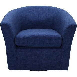 Zipcode Design Peterson Swivel Barrel Chair