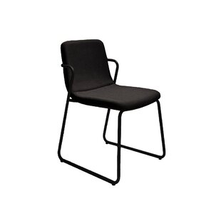 Zag Upholstered Dining Chair by m.a.d. Furniture New