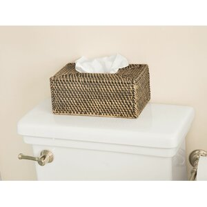 Cresthaven Tissue Box Cover