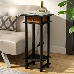 Best Reviews Chrisley End Table with Bin By Zipcode Design