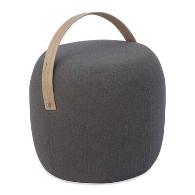 Swell Olivia Outdoor Pouf Ottoman In Sunbrella Fabric Braxton Machost Co Dining Chair Design Ideas Machostcouk