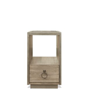 Almazan End Table with Storage