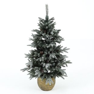 54 green leaves pine trees artificial christmas tree with 100 lights clearwhite lights