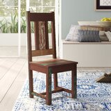 Mcdonnell Solid Wood Dining Chair by Bloomsbury Market