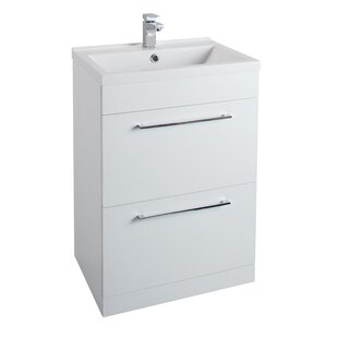 Maiden 606mm Free-standing Vanity Unit By Mercury Row