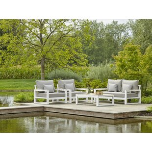 Surles 4 Seater Sofa Set By Sol 72 Outdoor