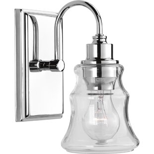 Himes 1-Light Bath Sconce by O..
