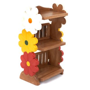 Flower Childs 78cm Bookshelf By Just Kids