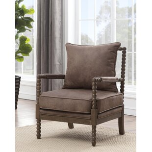 Hogge Armchair by Bungalow Rose Find
