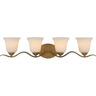 Ehrlich 4-Light Vanity Light by Charlton Home