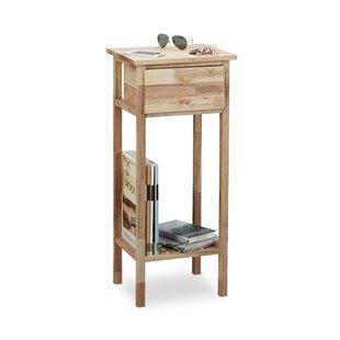 Superieur Tall Narrow Side Table | Wayfair.co.uk