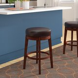 Henley Bar & Counter Swivel Stool by Latitude Run