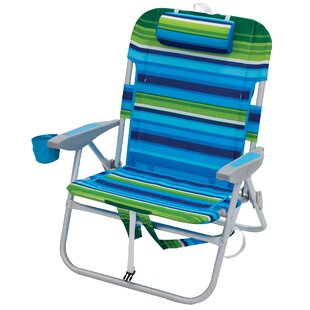 Big Boy Backpack Reclining/Folding Beach Chair
