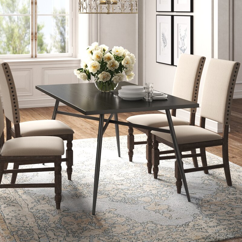 Kelly Clarkson Home Poltimore Dining Table Reviews Wayfair