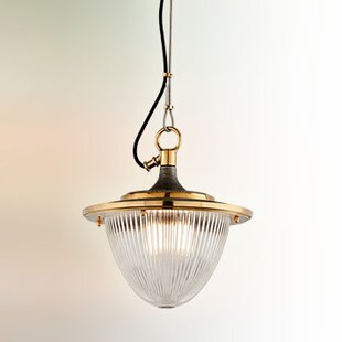 17 Stories Mervela 1-Light Urn Pendant