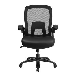 Innis Rated Ergonomic Mesh Executive Chair by Symple Stuff Discount
